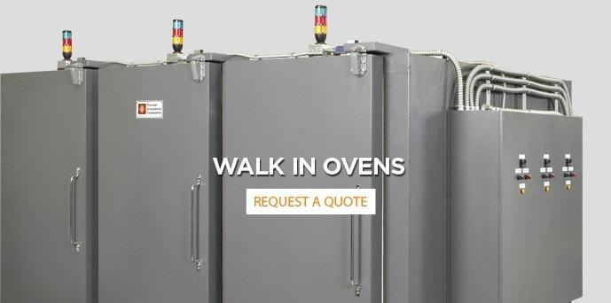 Walk In Ovens