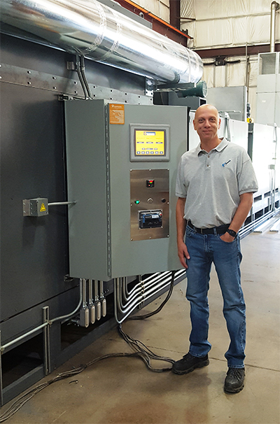 JPW Ovens and Furnaces - Jim Wall