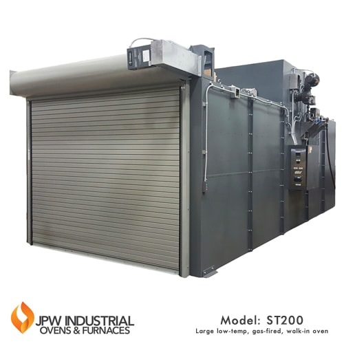 JPW Ovens and Furnaces - ST2000