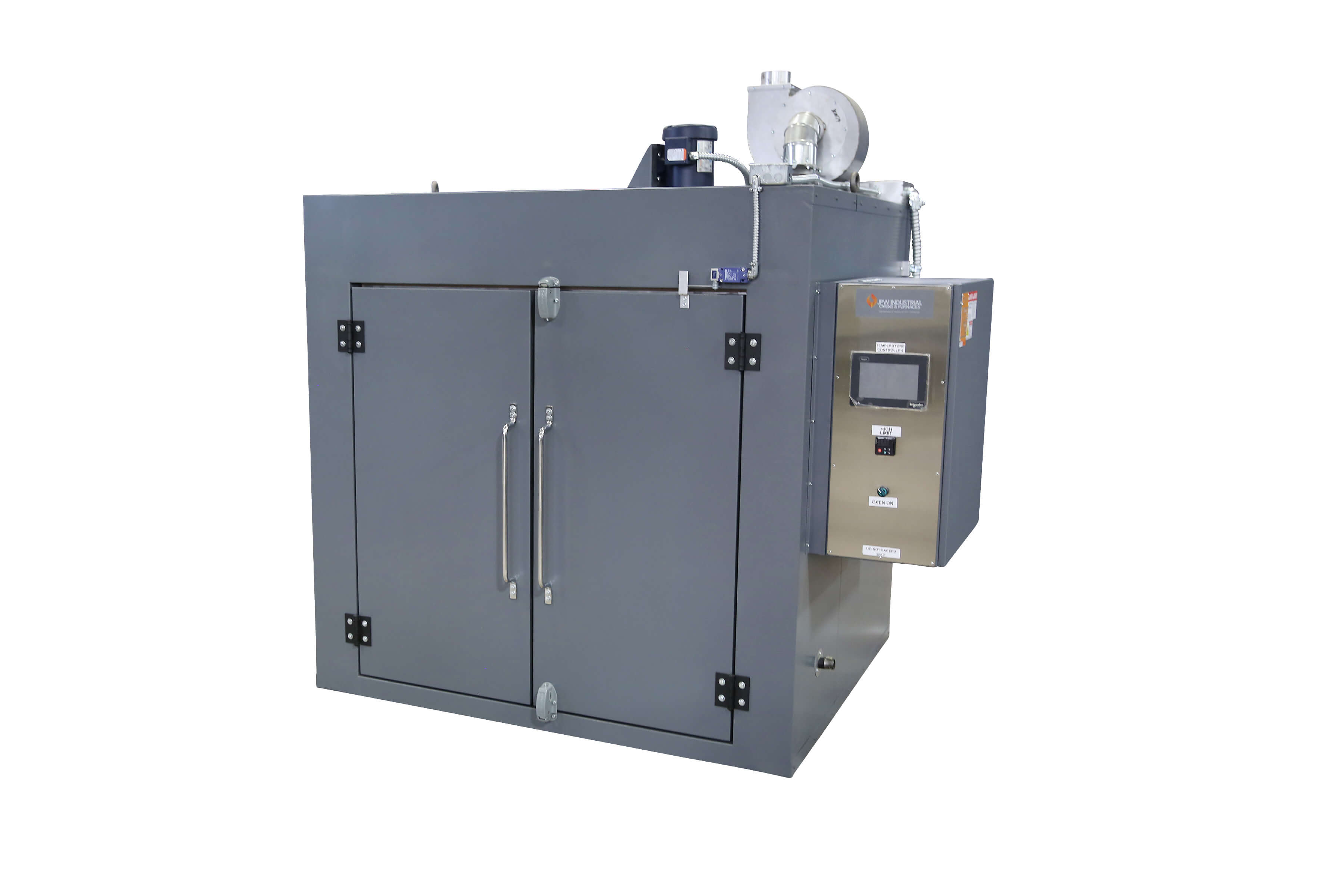 JPW Industrial Ovens and Furnaces Offering Gas-Fired Option on Certain Quick Ship Universal Cabinet Ovens