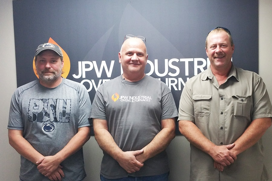 JPW's Three Founders