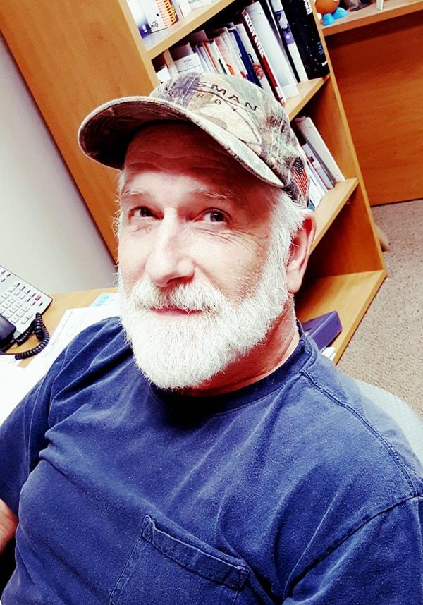 Staff Focus: Jerry Mitcheltree